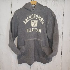 Abercrombie&Fitch heavy weight hooded Sweatshirt